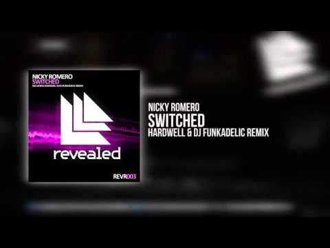 Nicky Romero - Switched (Hardwell & DJ Funkadelic Remix)
