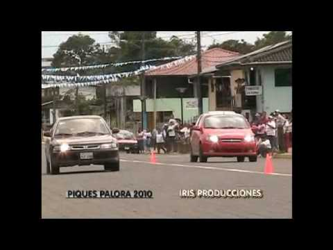 PIQUES DE CARROS EN  PALORA 2010 VIDEO # 7