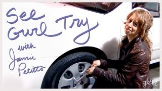 How To Change A Tire - See Gurl Try