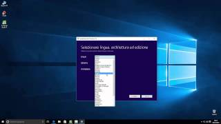 getlinkyoutube.com-Tutorial - Installare Windows 10 Originale
