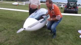 getlinkyoutube.com-Motor frontal para motoplanadores