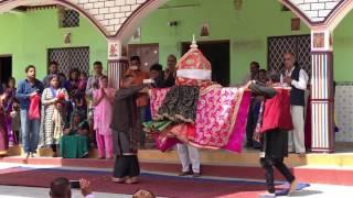 BATKHEM🙏 bhadrakaali doli part 1 कालिंका माँ बटखेम ( माँ काली की डोली का सुन्दर नृत्य )