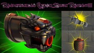 getlinkyoutube.com-Respawnables Ninja - Fire Fist, Stun Grenade, Ninja Bomb