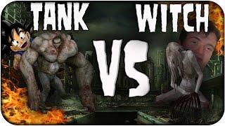 getlinkyoutube.com-TANK VS WITCH | Left 4 dead | #2 - Megakiller
