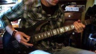 Fuel - Won't Back Down (Guitar Cover) width=