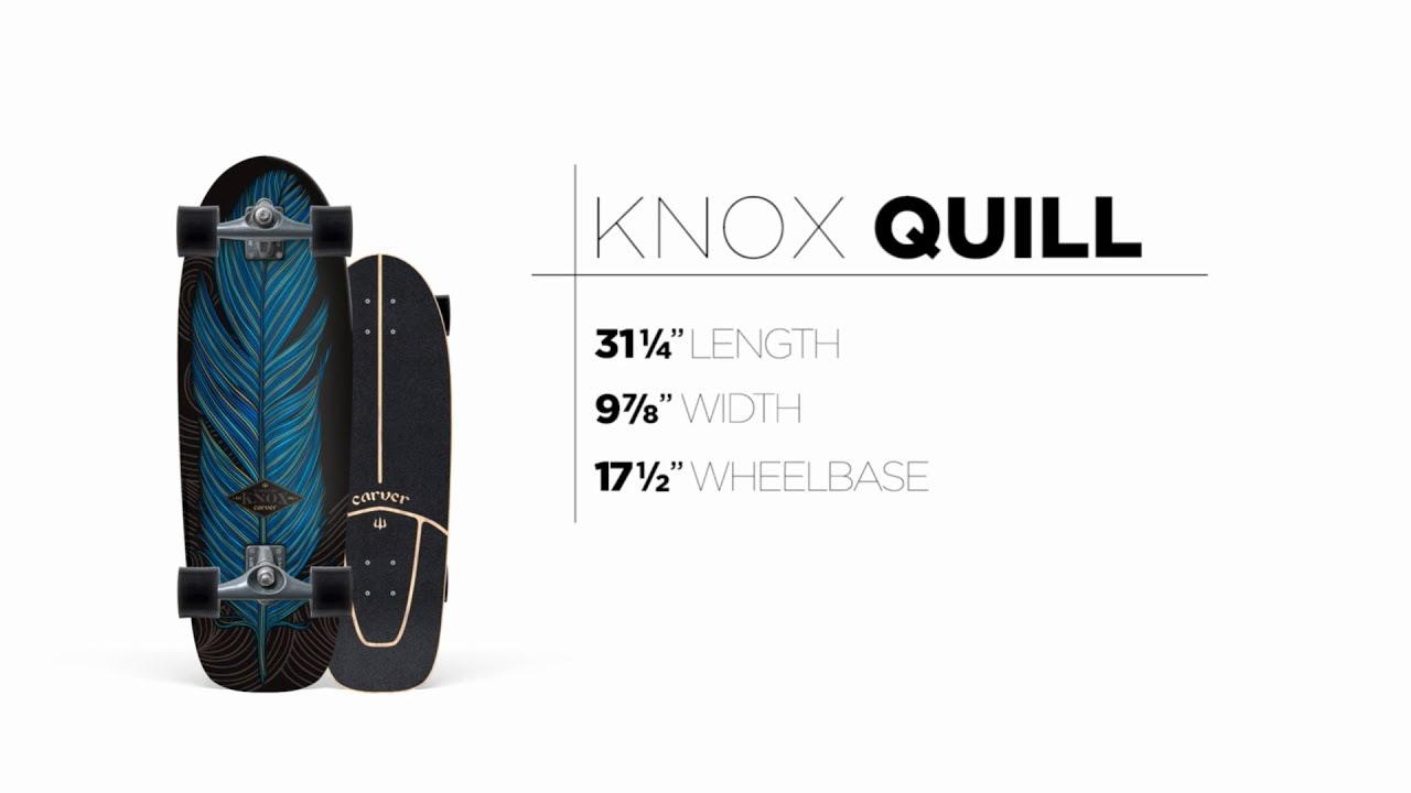 31.25″ Knox Quill