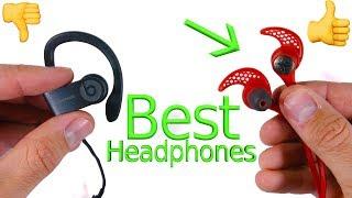 Best Workout Headphones? - Why Beats Suck