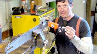 getlinkyoutube.com-A Better Way To Sharpen A Chainsaw