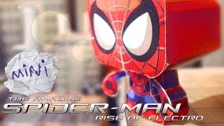 getlinkyoutube.com-The Amazing Spider-Man: Rise of Electro (Stop Motion)