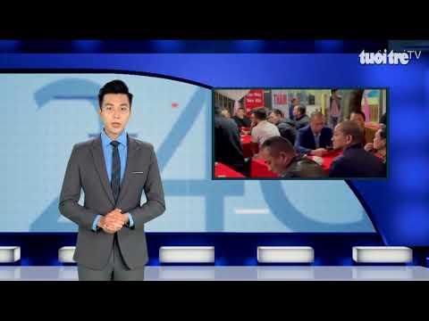 NPOIL BẮC NINH KHAI TRUONG QUA LĂNG KÍNH 24G TUỔI TRẺ ONLINE TV