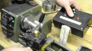 getlinkyoutube.com-Homemade CNC Lathe