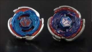 getlinkyoutube.com-EPIC Beyblade Battle Cosmic Pegasus (Hasbro) VS Big Bang Pegasis (Takara Tomy) HD! AWESOME