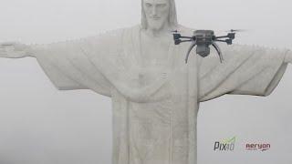 getlinkyoutube.com-Pix4D - Mapping Christ the Redeemer