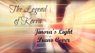 getlinkyoutube.com-The Legend of Korra | Jinora's Light Piano Cover