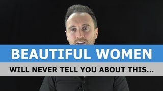 What to Say to Make a Beautiful Woman Feel Attracted to You