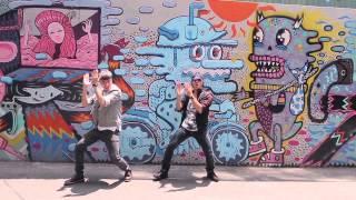 getlinkyoutube.com-HAPPY ( Pharrell Williams) - S.T 365 & Lam Vinh Hai Dance