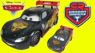 getlinkyoutube.com-REALLY BIG R/C DISNEY PIXAR CARBON RACER LIGHTNING MCQUEEN REMOTE CONTROL CARS DRIFT ACTION