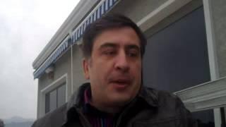 getlinkyoutube.com-Саакашвили  интервью после войны в Осетии