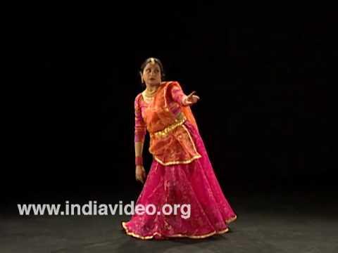 Kathak Dance by Pali Chandra Choro Choro Bihari