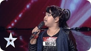 getlinkyoutube.com-Amazing 8-year-old Nisma Putri sings 'Listen' by Beyonce' - Indonesia's Got Talent 2014
