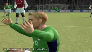 Pes 6 - TOP 20 Goals / My best players / & Funniest moments