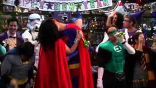 getlinkyoutube.com-The most sad moment in whole Big Bang Theory! Penny Kisses Zack! Poor Leonard!