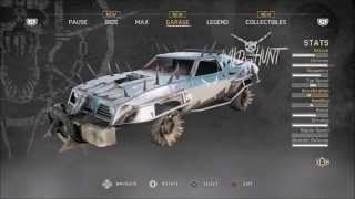 getlinkyoutube.com-An update for the Mad Max Map Glitch FIXED!!!!