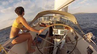 getlinkyoutube.com-Sailing in Croatia 2014 HD - Ep. 2 - Passage