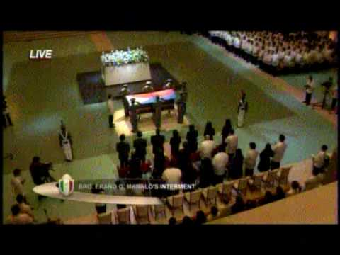 Bro. Eranio Manalo Funeral Part 10/17 (Complete Video)