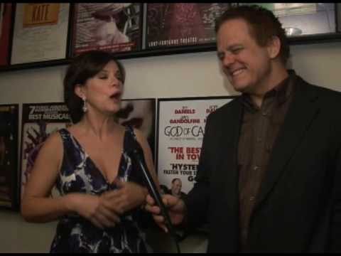 Marcia Gay Harden on Tonys, Oscar and  'God of Carnage'