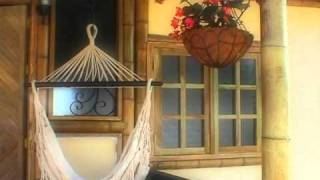 getlinkyoutube.com-Casa Modelo en Guadua  -  OchoaSanint.com