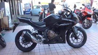 2016 HONDA CBR400R 2016 ホンダ・CBR400R 神戸 兵庫県  CBR400R NEW FUNdamental Concept シービーアールよんひゃくアール