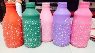 getlinkyoutube.com-Personalizar garrafas com bexigas.