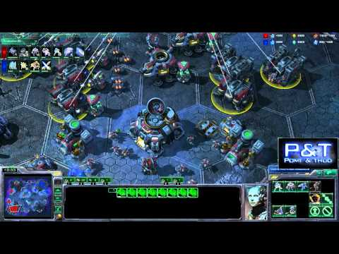 (HD262) FooFighter vs Uniquekalin - TvP - Starcraft 2 Replay [FR]