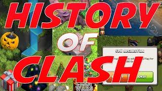 getlinkyoutube.com-Clash of Clans - HISTORY OF CLASH 2012-2015!