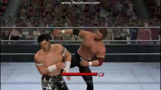getlinkyoutube.com-Sami Zayn vs Evan Bourne | SVR2011 PS2
