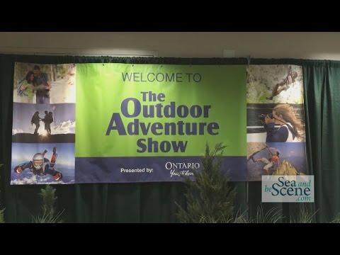 SABS 2016 Outdoor Adventure Show East Coast Folks