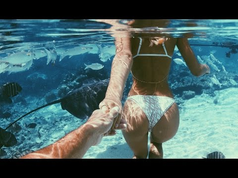 Jay Alvarrez in South Pacific (Alexis Ren)