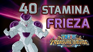 getlinkyoutube.com-Walkthrough for Frieza 40 Stamina [One Piece Treasure Cruise]