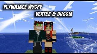 getlinkyoutube.com-Minecraft: Pływające Wyspy #1 - Vertez & DusSia