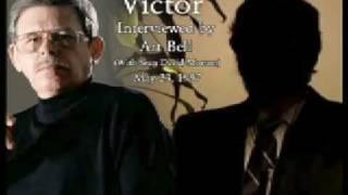 "getlinkyoutube.com-""Victor"" Interviewed by Art Bell [Part 1 of 8]"