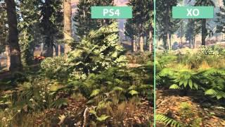 getlinkyoutube.com-Grand Theft Auto 5   GTA 5 – PC vs  PS4 vs  Xbox One Graphics Comparison 60fpsFullHD 1080p
