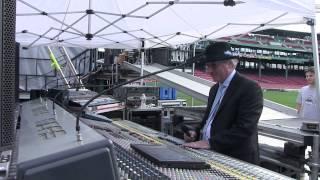 getlinkyoutube.com-Jack White's Fenway Sound Tour with FOH engineer Brad Madix '84