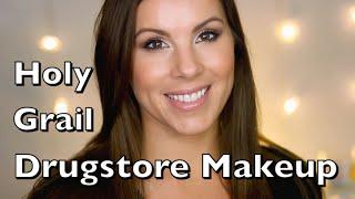 getlinkyoutube.com-Holy Grail Drugstore Makeup!