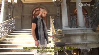 getlinkyoutube.com-Omar Borkan Al Gala Behind The Scenes 720P