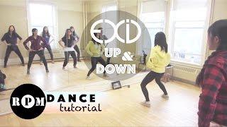 "getlinkyoutube.com-EXID ""Up & Down"" Dance Tutorial (Chorus)"