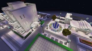 getlinkyoutube.com-Minecraft からくりステーション【ワールド配布】