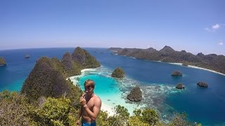 getlinkyoutube.com-Traveling to Paradise! Raja Ampat (Indonesia) - GoPro