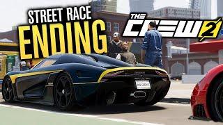 STREET RACE ENDING!   The Crew 2 FULL Walkthrough - Part 8
