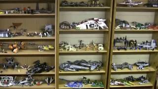 getlinkyoutube.com-BIGGEST LEGO STAR WARS COLLECTION 2 !!